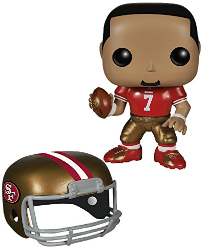 Funko POP NFL: Wave 1 - Colin Kapernick Action Figures