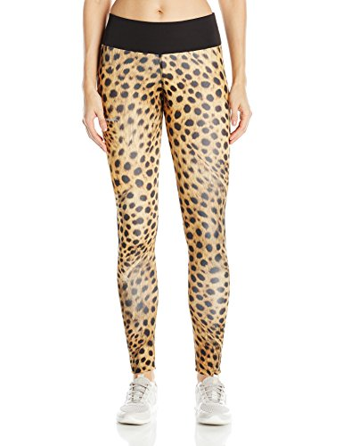 Desigual Womens Sport Long Tight with Mesh Wild