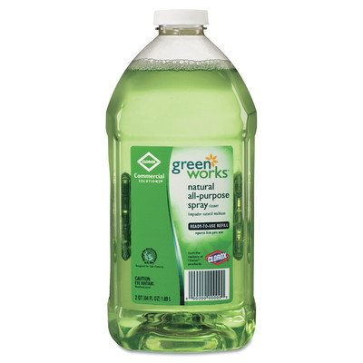 Green Works All-Purpose Cleaner, Green, 1 Each