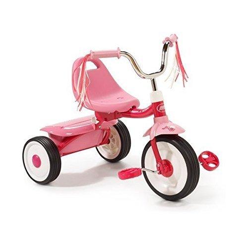 Radio Flyer Folding Trike Pink product image