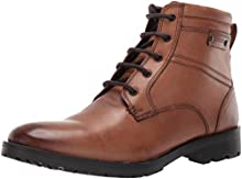 GBX Men's Bomont Ankle Boot, tan, 8 M US