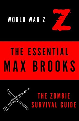 book cover of The Essential Max Brooks