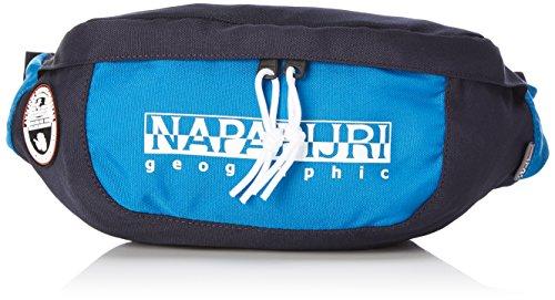 Napapijri Unisex-Erwachsene Happy Bum Bag N0YGXG Umhängetasche, Mehrfarbig (Multicolour M21)