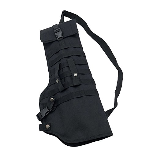 Qjoy Hunting Scabbard Protective Cover Shoulder Carry Sling Bag Shooting Tool Holster Case for Outdoor by Qjoy