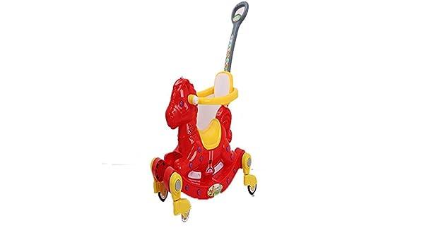 Carretilla de cuatro ruedas para niños Música para niños ...