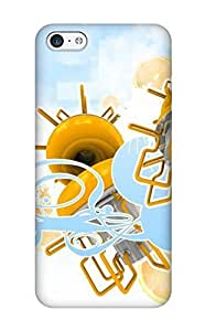 linJUN FENGFreshmilk Fashion Protective 3d Abstract Case Cover For iphone 6 plus 5.5 inch