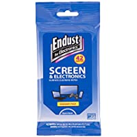Endust END14712 Soft Pack Screen Wipes