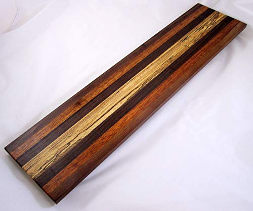 - Charcuterie cheese long board #A55, Spalted Maple serving cutting board