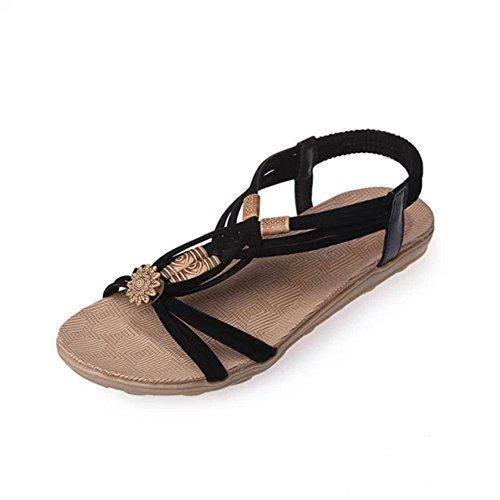 Grandes Planos Cabeza Patios De Black Pescado Zapatos Las Sandalias gIqYgd