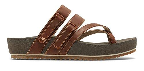 (ニューバランス) New Balance 靴?シューズ レディースサンダル Traveler Sandal Brown ブラウン US 10 (27cm)