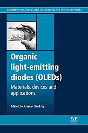 Organic Light Emitting Diodes Oleds Materials Devices