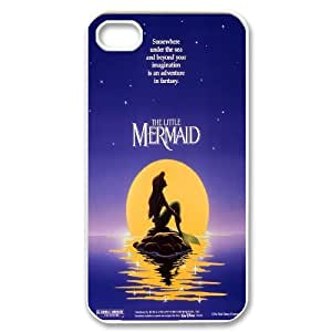 [StephenRomo] For Iphone 4 4S-The Little Mermaid PHONE CASE 18