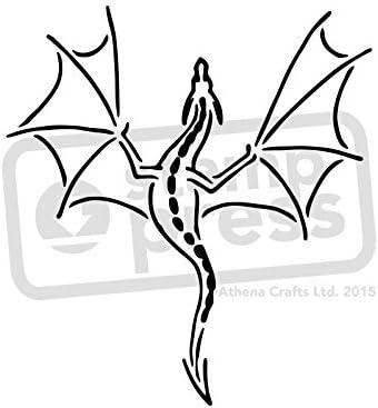 Drachen Vorlage Zum Zeichnen Chinesische 6