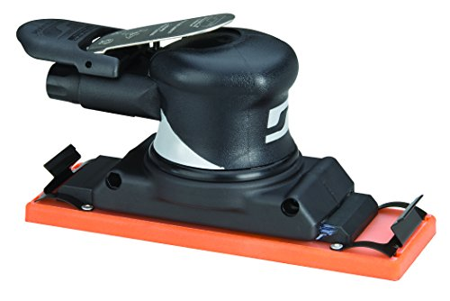 Dynabrade 57407 Dynaline Sander, Non-Vacuum with Clips, 2-3/4-Inch Width by 8-Inch Length 70mm by 203mm