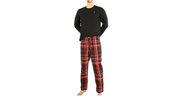 Polo Ralph Lauren - Pijama - para hombre Multi (001) X-Large : Amazon.es: Ropa y accesorios