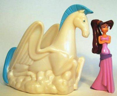 McDonalds - Disney's HERCULES #7 - Megara & Pegasus, 1996]()