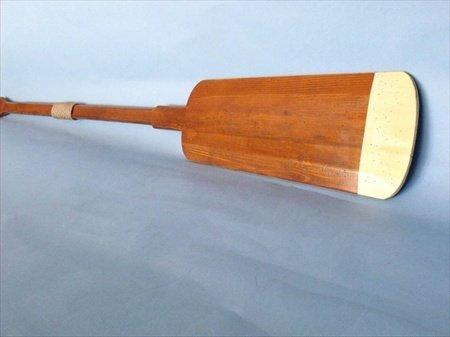 Wooden Hamilton Squared Rowing Oar 62