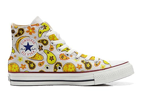 Tilpassede Produkt Sko Converse Paisley håndværker Star Hippie All rPrxzX