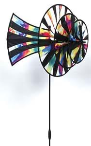 Skydog Kites Tie Dye Directional Pinwheel