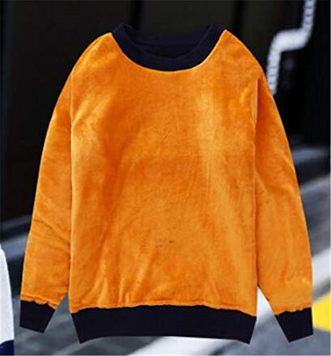 Pandapang Boys Slim Pullover Classic-fit Thicken Jumper Sweaters