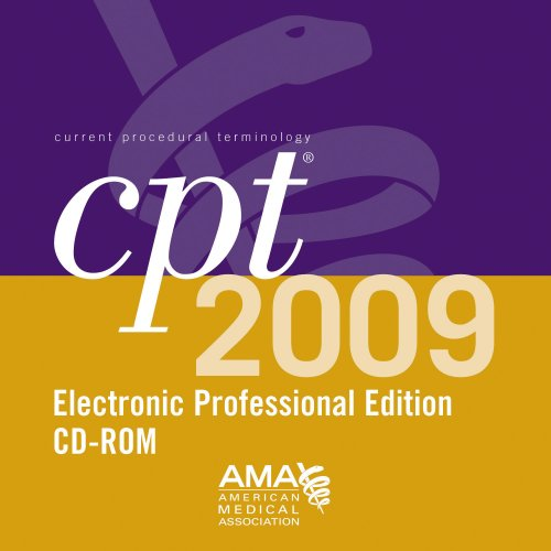 Download CPT 2009 Electronic Professional: 6-10 Users pdf