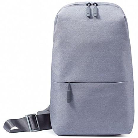 914eb02149e2 Image Unavailable. Image not available for. Color  Xiaomi Sling Chest Bag  Waterproof Sling Bag Urban Leisure Shoulder Bag Sport Backpack Unisex  Rucksack (