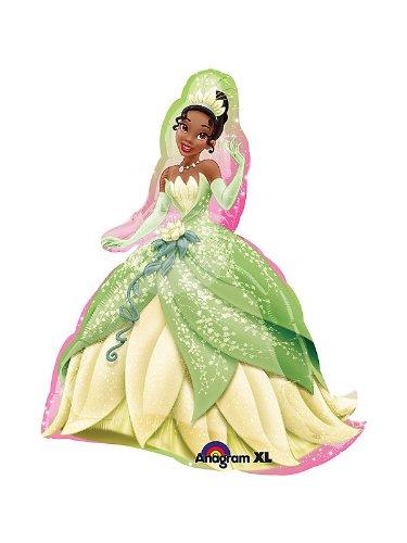 Amazon disney princess tiana super shape 27 mylar foil balloon disney princess tiana super shape 27quot mylar foil balloon thecheapjerseys Choice Image