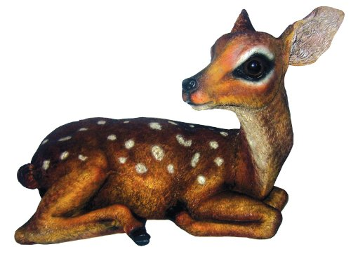 (Michael Carr 508004C Deer Fawn, Small)