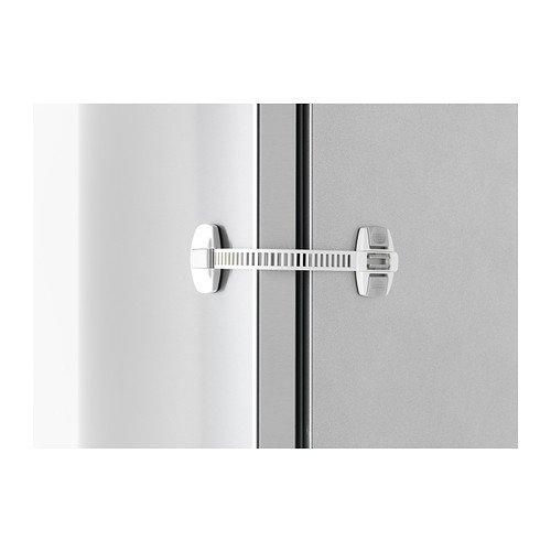 Ikea Patrull - Compresor para archivadores (2 Unidades), Color Blanco: Amazon.es: Hogar