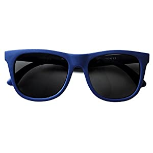 My First Sunglasses - Wayfarer. 100% UV Proof Sunglasses for Baby, Toddler, and Kids! Many Color Options!
