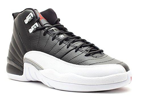 Nike Air Jordan 12 Retro (gs) Playoff Versione 2012 - 153265-001