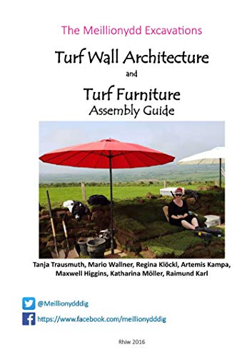 Turf Wall Architecture and Turf Furniture Assembly Guide (Furniture Karl's)