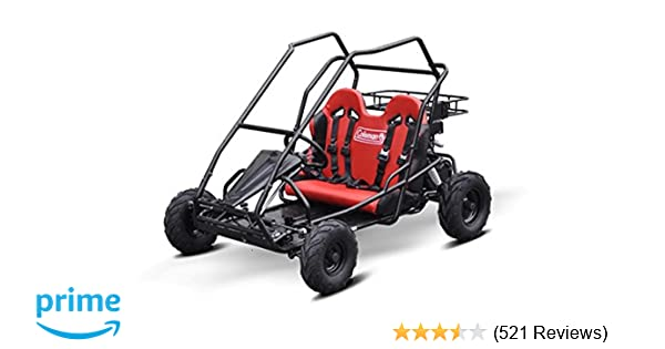 Amazon com: Coleman Powersports 196cc/6 5HP Coleman KT196