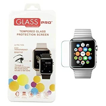 Protector de Cristal Templado Biselado para Apple Watch 38mm ...