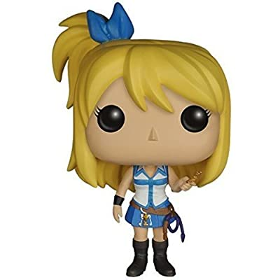 Funko POP Anime: Fairy Tail Lucy Action Figure: Funko Pop! Animation:: Toys & Games