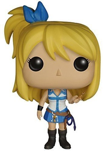 Funko POP Anime: Fairy Tail Lucy Action Figure
