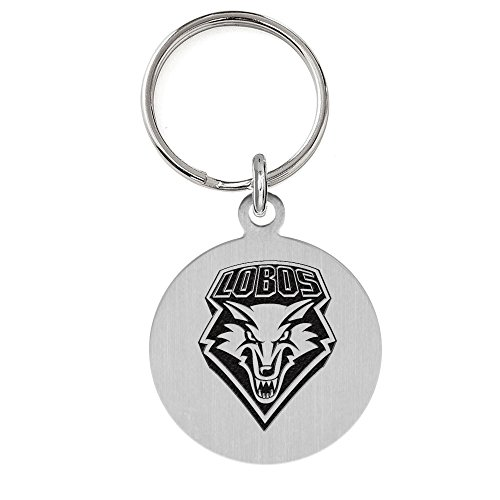 New Mexico Lobos Dog Tag | Pet Tag | Small Size | Cat Tag | College Pet Tags