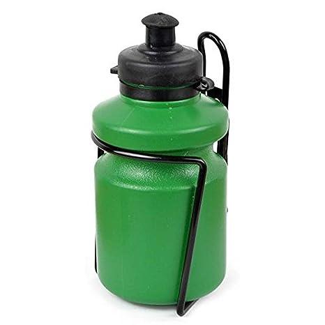 Bici C 300 cc botella jaula verde child-like Juego de botella de ...