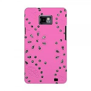 Katinkas InvisibleShield Aestetic carcasa rígida para Samsung Galaxy S2 I9100-Pink