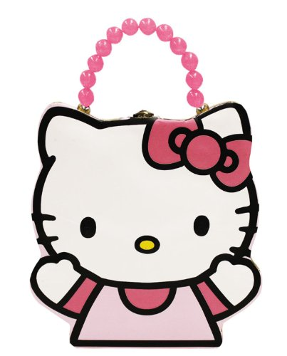 [Carry All Hello Kitty W/H Size Ea Carry All Hello Kitty W/Hndl] (Hello Kitty Pinata Kit)