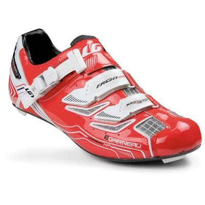 Louis Garneau Carbon Pro Team Road Cycling Shoe B007EOWSG4  GINGER/GINGER 45.5