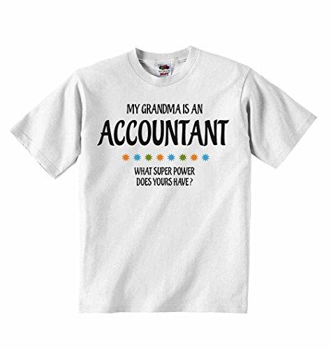 Accountant Ne Vôtre Comporte My Un Est Power Super Grandma Que Ce qH6Zt