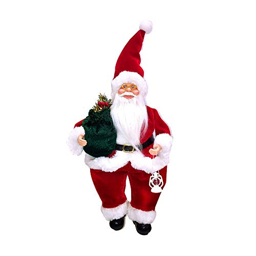 Fan-Ling A Christmas Toy for Santa Claus, a with a, Cute Decor -