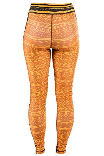 Rule Out Leggings. Pantalon de Compression. Femme. Indian. Sun. Motivation Women Colection. Training. Gym. Running. Fitness. Cycling. Casual Wear