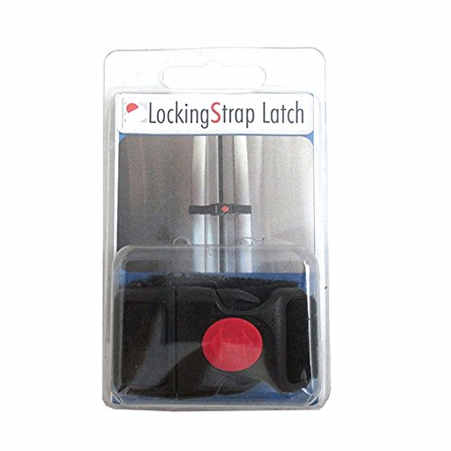 1 Safety Locking Strap Latch Appliance Refrigerator Cabinet Child Baby Proofing by Unknown (Image #4)