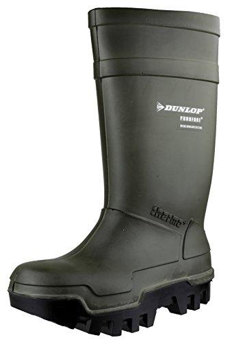 Dunlop Thermo Stiefel grün, S5 - 42 - C662933