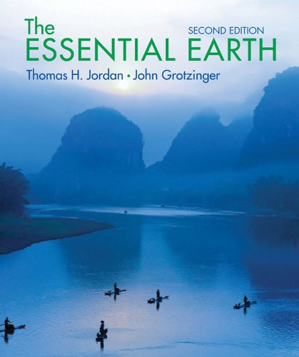 The Essential Earth (Essential Science Soil)