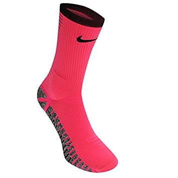Nike Strike – Balón de fútbol – Calcetines para hombre, color rosa, tamaño extra