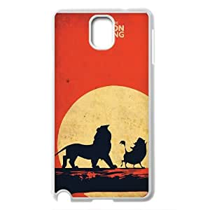 Disney The Lion King Productive Back Phone Case For Samsung Galaxy NOTE3 Case Cover -Pattern-12