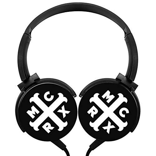 Wired Stereo Headphone My Chemi_Cal Logo Romance Portable Noise Cancelling Over Ear Headset Earphone Earpiece